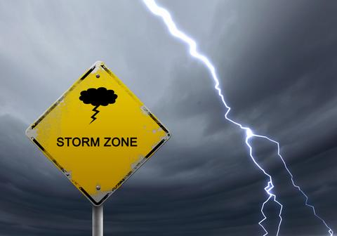 weather for kids storm zone