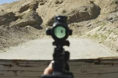 Shooting Range | weatherstationary.com