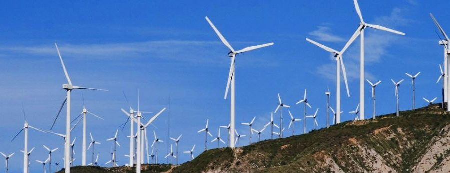 What measures wind speed?
