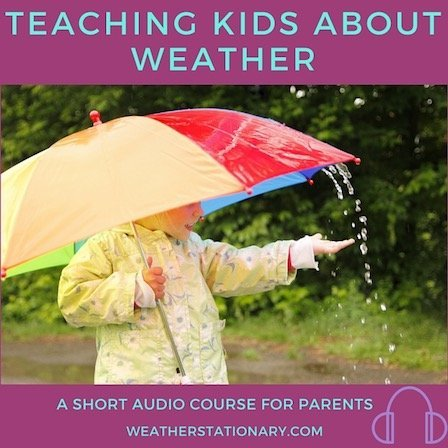 weather for kids course | weatherstationary.com