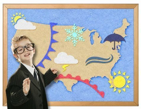 how to become a meteorologist