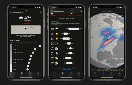 Best Weather Apps For Android: Widget, Free And Paid