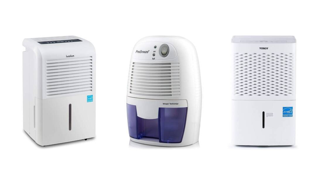 garage dehumidifiers