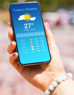 best iphone weather app 1