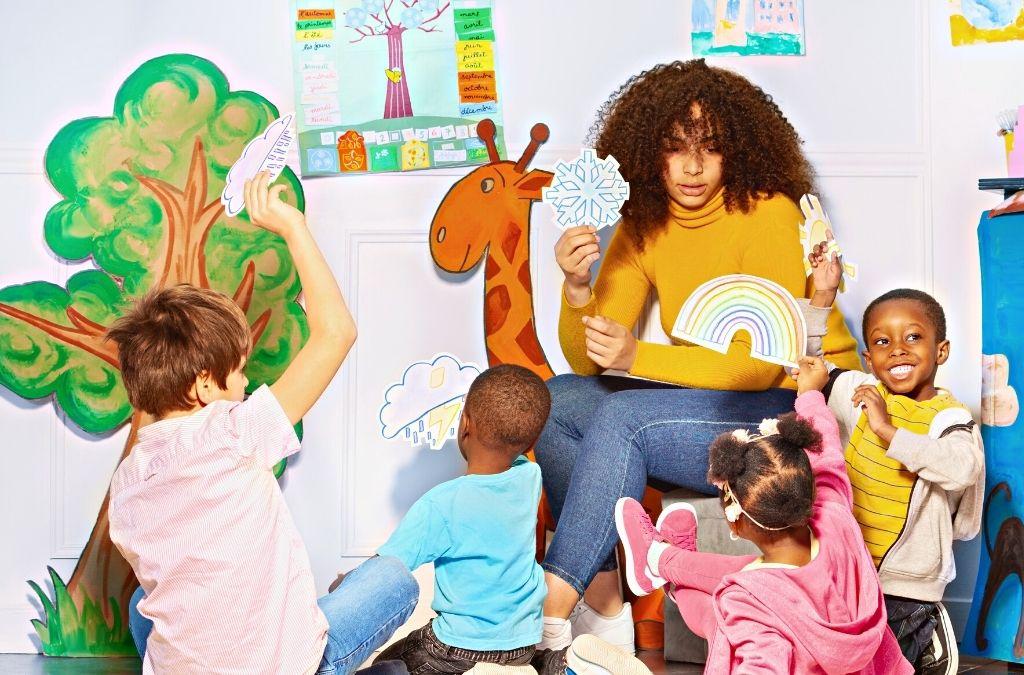 5 Ways To Teach Children About The Weather