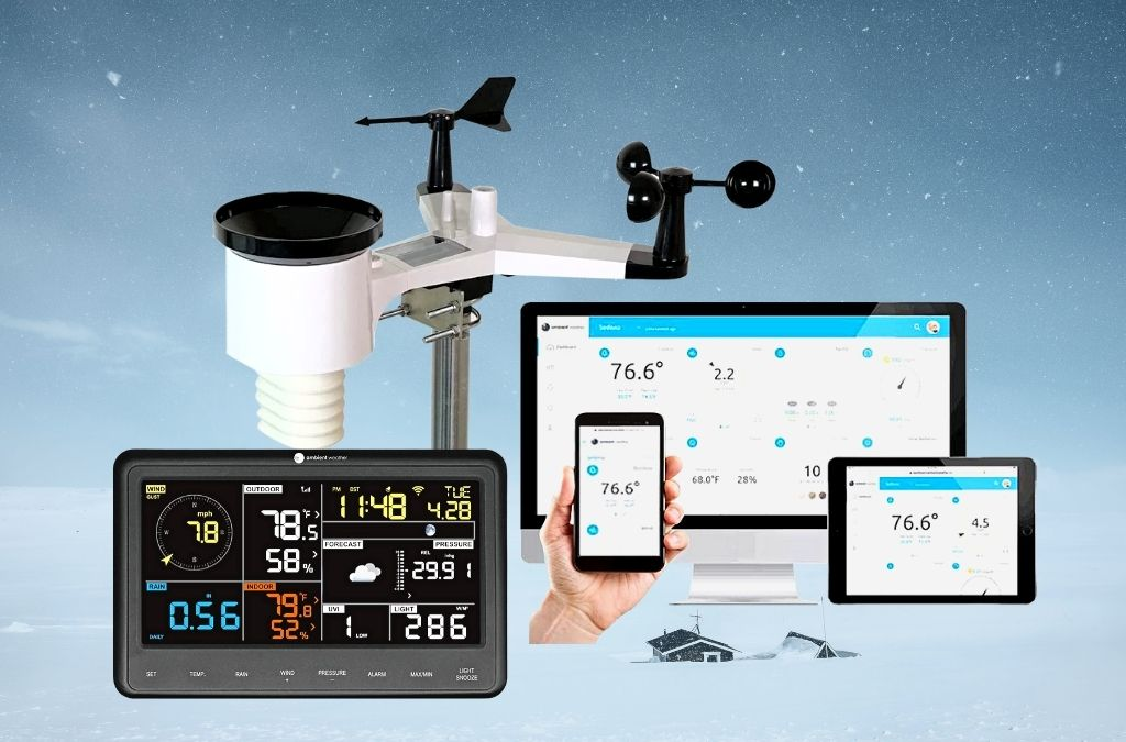 The Best-Selling Weather Stations To Buy In 2021